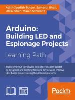 Arduino For Secret Agents By Schwartz Marco Read Online border=