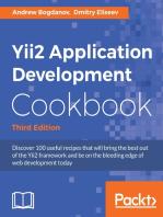 Yii2 Application Development Cookbook - Third Edition