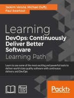 Learning DevOps
