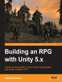 Building an RPG with Unity 5 x by Vahé Karamian - Read Online