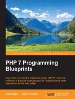 PHP 7 Programming Blueprints