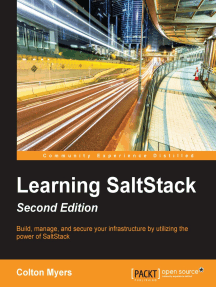 Learning SaltStack - Second Edition