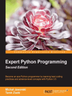 Expert Python Programming - Second Edition