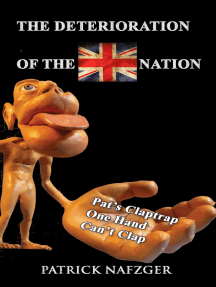 The Deterioration of the British Nation