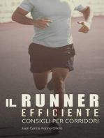 Il Runner Efficiente - consigli per corridori