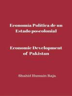 Economía Política de un Estado poscolonial