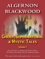 Ghost, Supernatural & Mystic Tales Vol 4