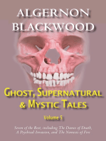 Ghost, Supernatural & Mystic Tales Vol 5