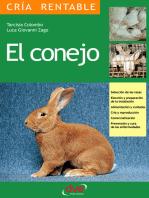 El conejo: Selección de las razas, Elección y preparación de la instalación, alimentación y cuidados, cría y reproducción, comercialización, prevención y cura de las enfermedades