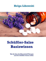 Schüßler-Salze Basiswissen