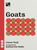 Goats (NHB Modern Plays)