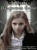 A Most Dangerous Game, Book 1 (A Most Dangerous Game, #1)
