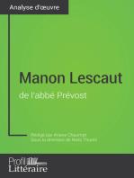 Manon Lescaut de l'abbé Prévost (Analyse approfondie)
