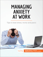 Managing Anxiety at Work