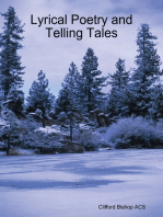 Lyrical Poetry and Telling Tales