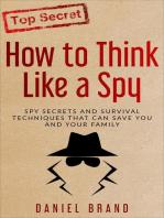 How To Think Like A Spy