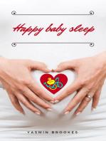 Happy baby sleep