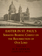 Easter in St. Paul's