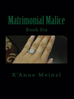 Matrimonial Malice
