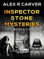 Inspector Stone Mysteries Volume 1 (Books 1-3)