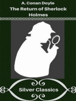 The Return of Sherlock Holmes (Silver Classics)