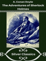 The Adventures of Sherlock Holmes (Silver Classics)