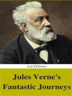 Jules Verne's Fantastic Journeys (A to Z Classics)