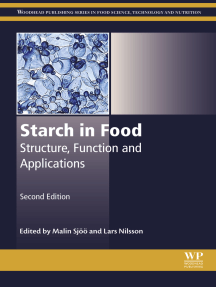 Starch in Food: Structure, Function and Applications