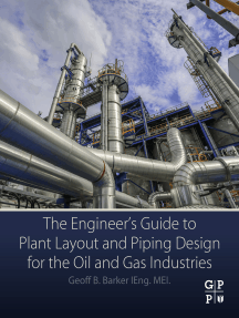 The Engineer S Guide To Plant Layout And Piping Design For The Oil And Gas Industries By Geoff B Barker Ebook