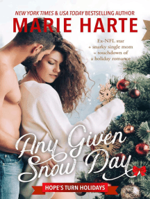 Any Given Snow Day: Hope's Turn Holidays, #1