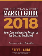 The Christian Writers Market Guide - 2018 Edition