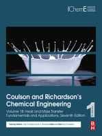 Coulson and Richardson's Chemical Engineering: Volume 1B: Heat and Mass Transfer: Fundamentals and Applications