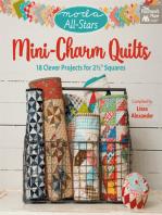 Moda All-Stars - Mini-Charm Quilts