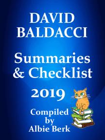 David Baldacci: Best Reading Order - with Summaries & Checklist