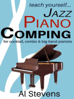 teach yourself...Jazz Piano Comping