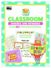 Up and Away Classroom Awards and Rewards