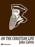On the Christian Life