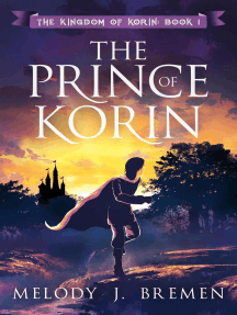 The Prince of Korin: The Kingdom of Korin, #1