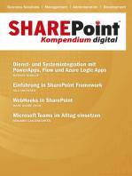 SharePoint Kompendium - Bd. 18