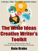 The Write Ideas Creative Writer's Toolkit