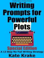 Writing Prompts for Powerful Plots Special Edition