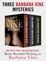 Three Barbara Vine Mysteries