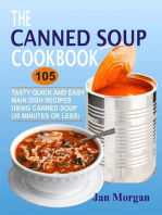 The Canned Soup Cookbook