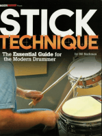 Modern Drummer Presents Stick Technique (Music Instruction): The Essential Guide for the Modern Drummer