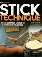 Modern Drummer Presents Stick Technique (Music Instruction)