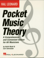 Hal Leonard Pocket Music Theory (Music Instruction): A Comprehensive and Convenient Source for All Musicians