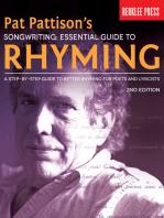 Pat Pattison's Songwriting