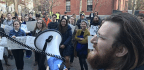 University Graduate Students Walk Out To Protest Tax Plan That Hurts Them