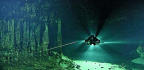 Divers Find Methane-Eating Organisms Deep in Flooded Cave