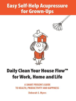 Easy Self-Help Acupressure for Grown-Ups